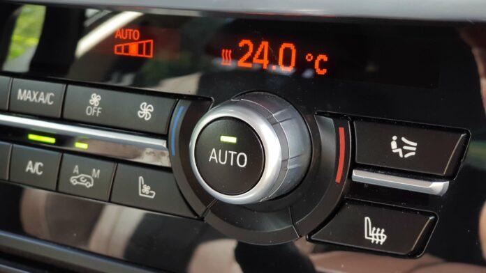 Фото регулятора кондиционера BMW X5 F15
